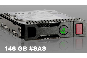 146 GB SAS HDD