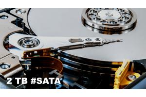 2 TB SATA HDD