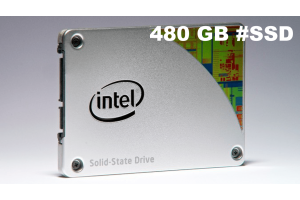 480 GB SSD HDD