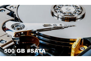 500 GB SATA HDD