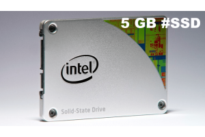 Additional VPS SSD (5 GB)