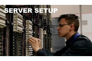Dedicated Server Setup