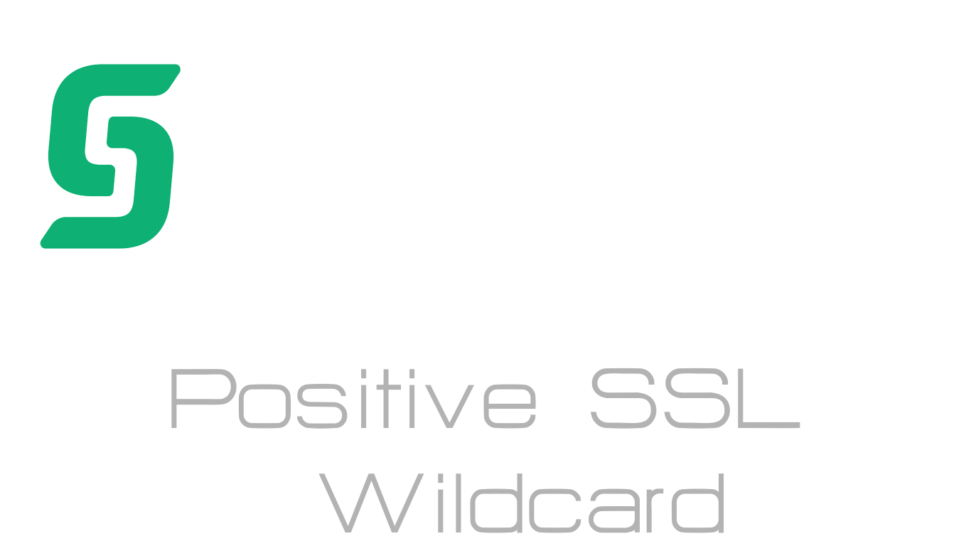 Sectigo Positive SSL Wildcard